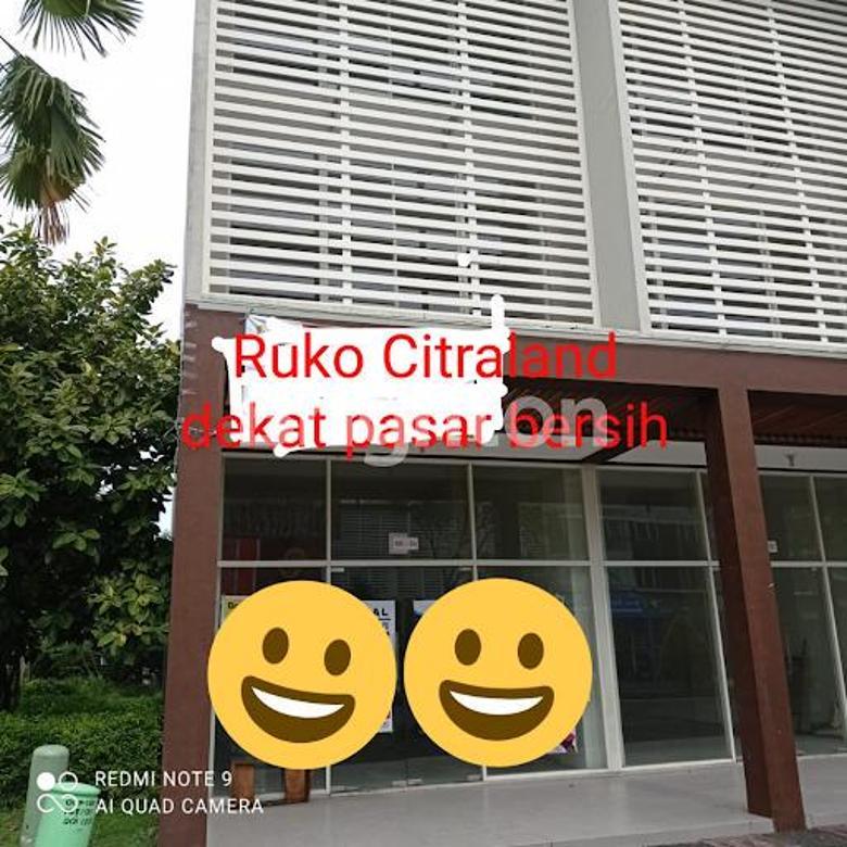 RUKO CITRALAND NEGO