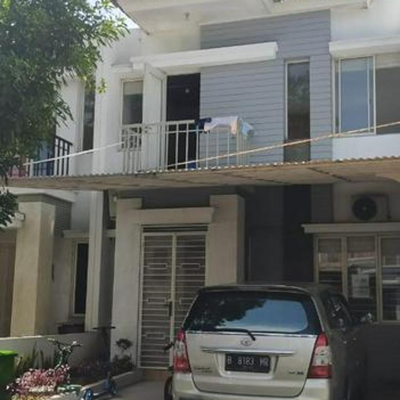 Rumah di Puri Mansion Cluster Hawai Renovasi Semi Furnished