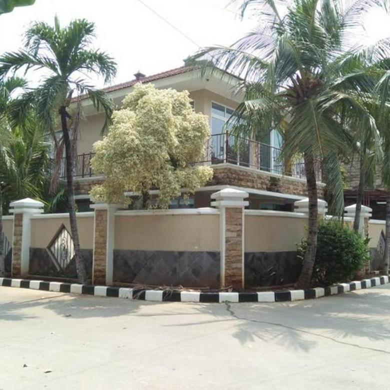 Rumah mewah hoek siap huni luas 260m di Kayu Mas Tengah Jakarta Timur