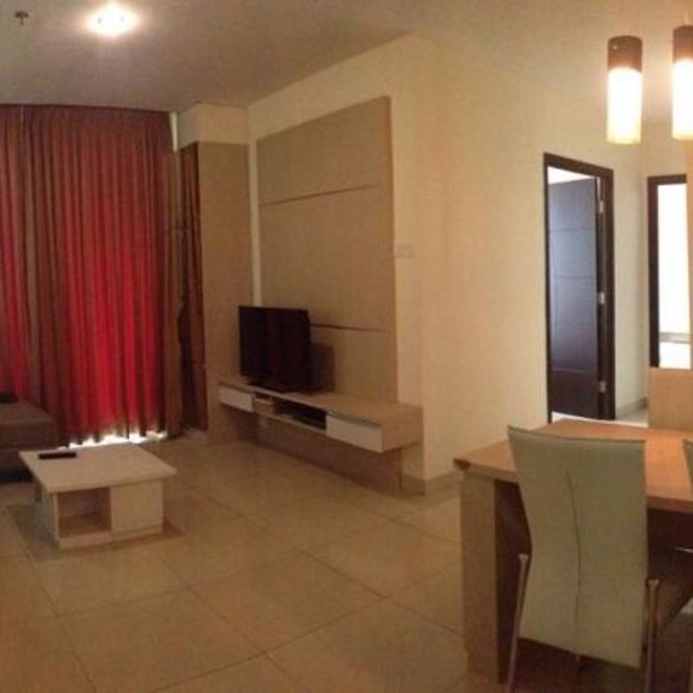 Sewa Apartemen Central Park Residences Tipe 2 BR+1 Furnished