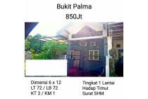 Rumah bukit palma murah nego SHM!!!