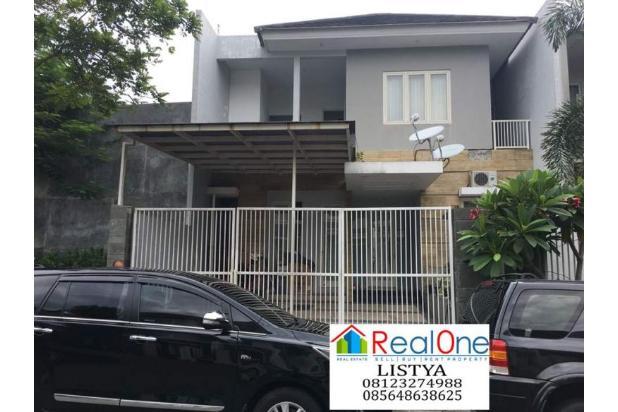 DIJUAL Rmh minimalis 2 lantai di Jl. Alam Galaxy Cluster Water Terrace, Sby 14417830