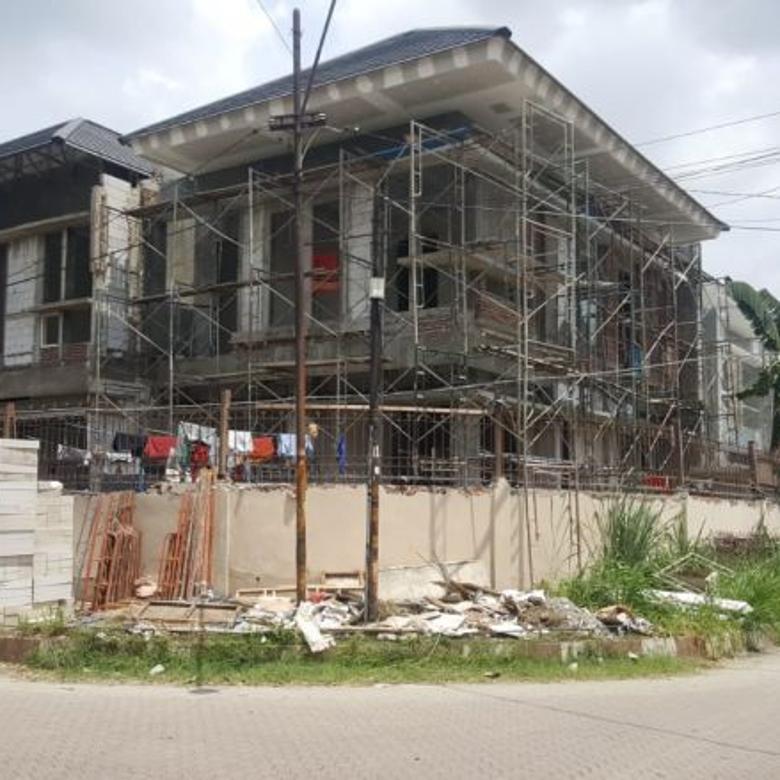 Rumah Minimalis Baru Gress Darmo Harapan Utara