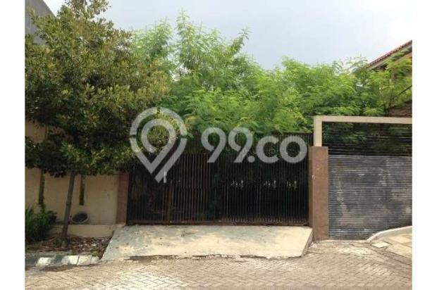 Rumah HITUNG TANAH , KULDESAK di Dharmahusada Mas 6045253