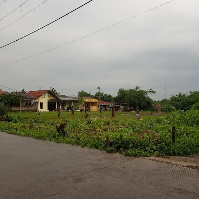 Tanah Mangunjaya, Tambun Selatan Luas 2.663 m2