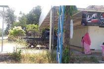 Dijual Exs bangunan rumah makan raya Provinsi Purwoasri Kediri
