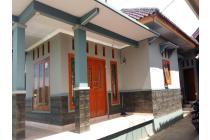 rumah pinggir jalan desa