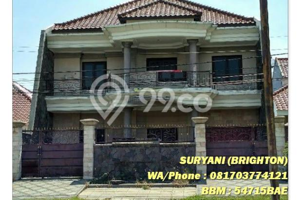Dijual Rumah Murah dan Nyaman di Nirwana Eksekutif Surabaya 13960325