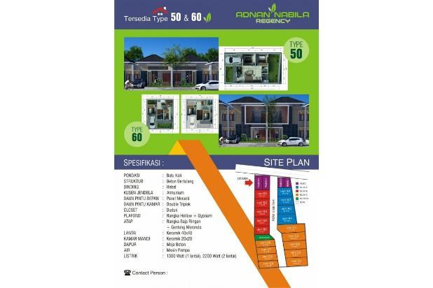Rp812jt Rumah Dijual