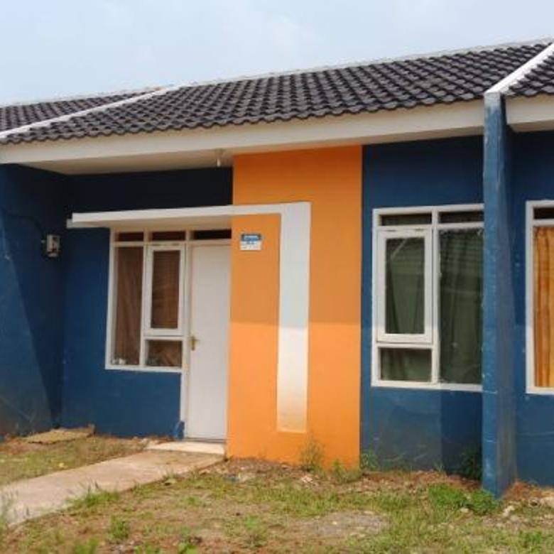 Perumahan Subsidi Lokasi Paling Depan di Cileungsi