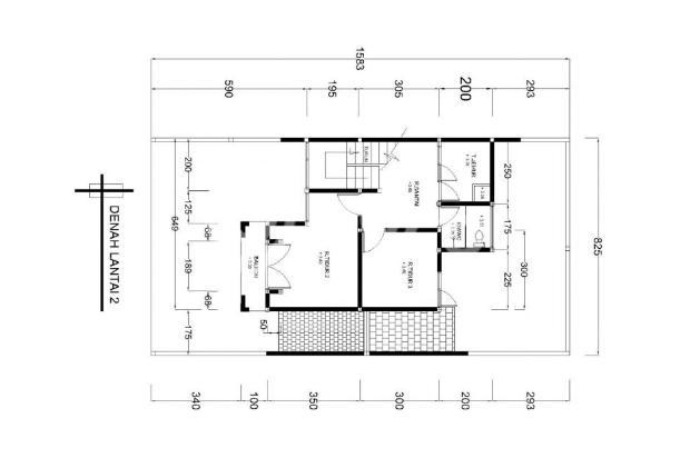 Dijiual Rumah Siap Huni LT 130 m2 di Dongkelan Dekat Pasar Pasty 17794772