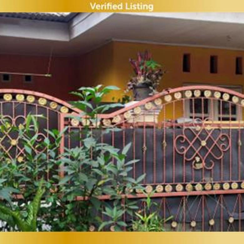 Rumah Cantik LT 72 Kamar Tidur 3 5 menit ke Gading Serpong