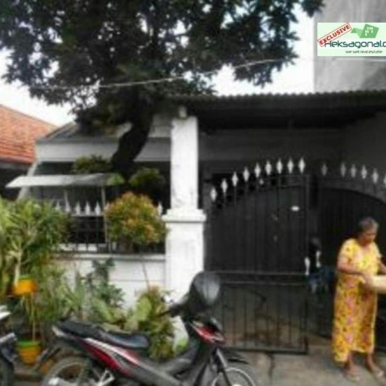 Rumah Dijual lelangan tanggal 9 Mei 2018 rumah Kendangsari Surabaya hks6078