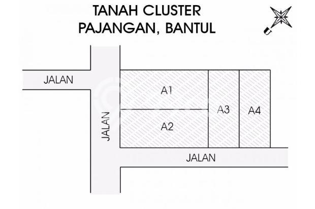 Tanah Kapling Bantul, 12 X ANGSURAN TANPA BUNGA 17995949