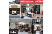 Rumah Kepu Dalam, Kemayoran, Jakarta Pusat, 719 m², 3½ Lt, SHM