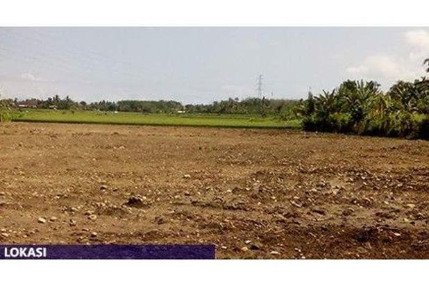 Rp62,5jt Tanah Dijual