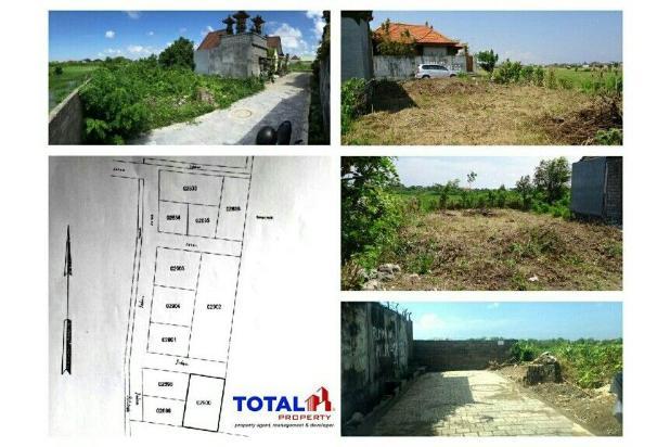 Rp787jt Tanah Dijual