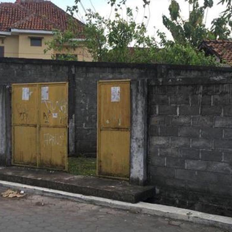 Tanah potensial depan MC Donal Jombor Jogjakarta