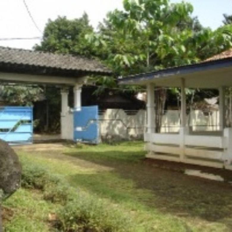 Dijual Tanah Luas 1600m di Bogor