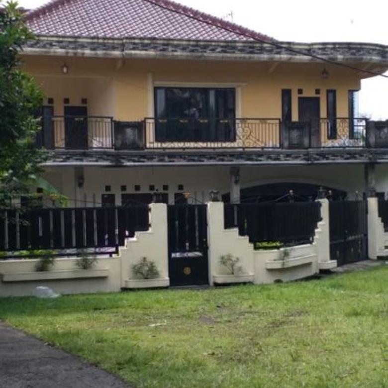 Dijual Rumah Vila Nyaman Strategis di Paspamres Ciomas Bogor