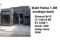 Rumah Bukit Palma Surabaya barat nego