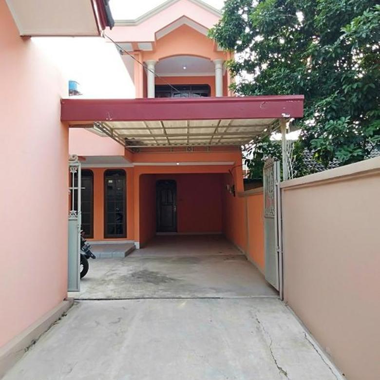 Rumah Kondisi Bagus Bonus Toko Di Cibubur Jakarta Timur