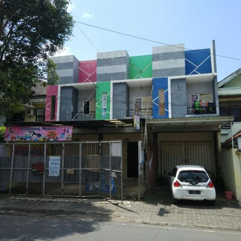 Ruko 2 Lantai daerah Danau Bratan Sawojajar, Malang