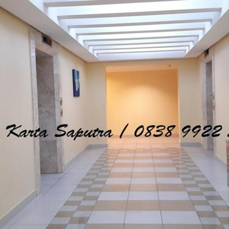 Apartemen Pantai Mutiara Aru View Laut 117 m2