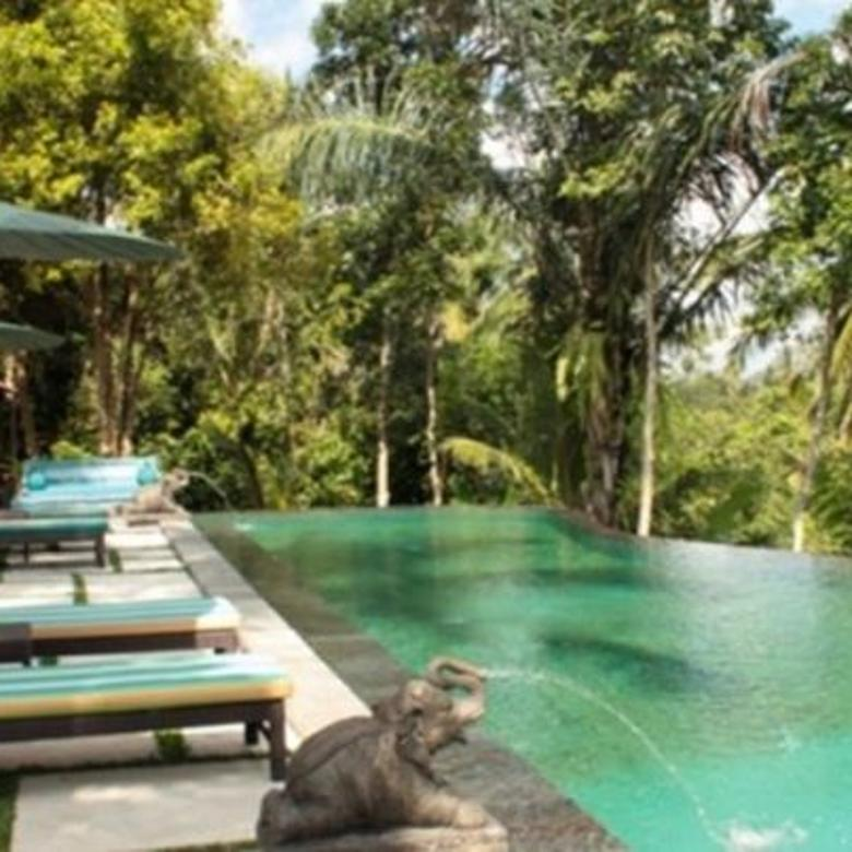 VILLA LOKASI Payangan Ubud Bali Bangunan STRATEGIS Harga NEGO