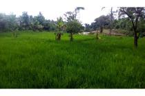 Tanah strategis panorama gunung salak di cijulang cijeruk Bogor