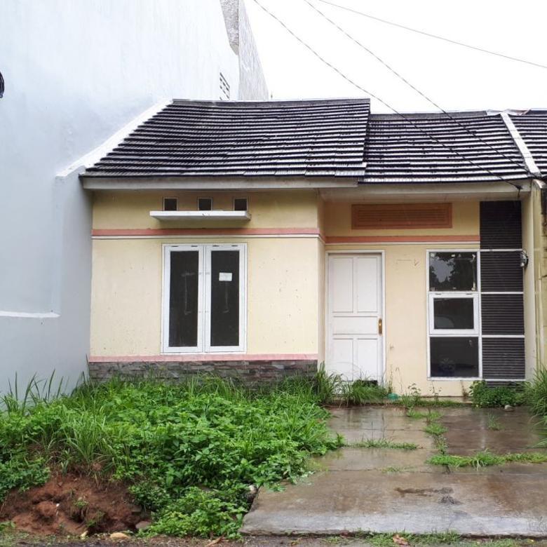 DIJUAL RUMAH BARU KARAWACI RESIDENCE