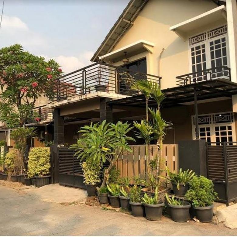 Rumah Second Oke Banget Di Komplek Perumahan Kelapa Dua Depok