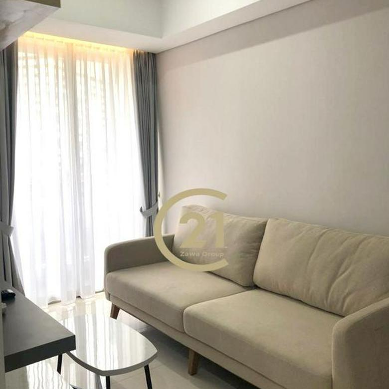 Apartemen Taman Anggrek 2BR Full Furnished Lantai Rendah