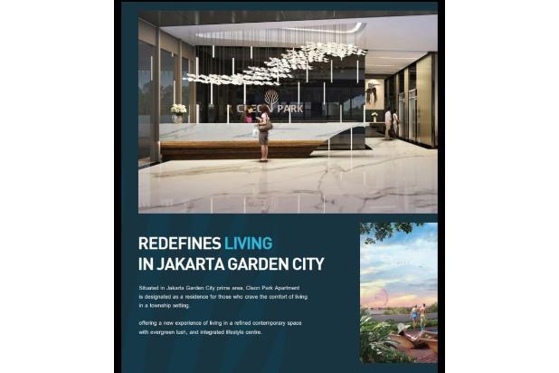 Rp584jt Apartemen Dijual