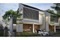 Jual Rumah 2.5Lt Roof Top Garden Murah di Setiabudi