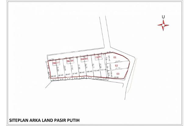 Ukuran Ideal, 100-an Meter, SHM, 12 X Bayar 17326790