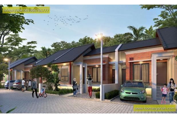 rumah murah cicilan flat bunga 0% daerah Setiabudi Bandung 15027501
