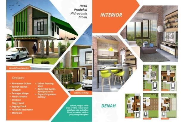 rumah murah cicilan flat bunga 0% daerah Setiabudi Bandung 15027506
