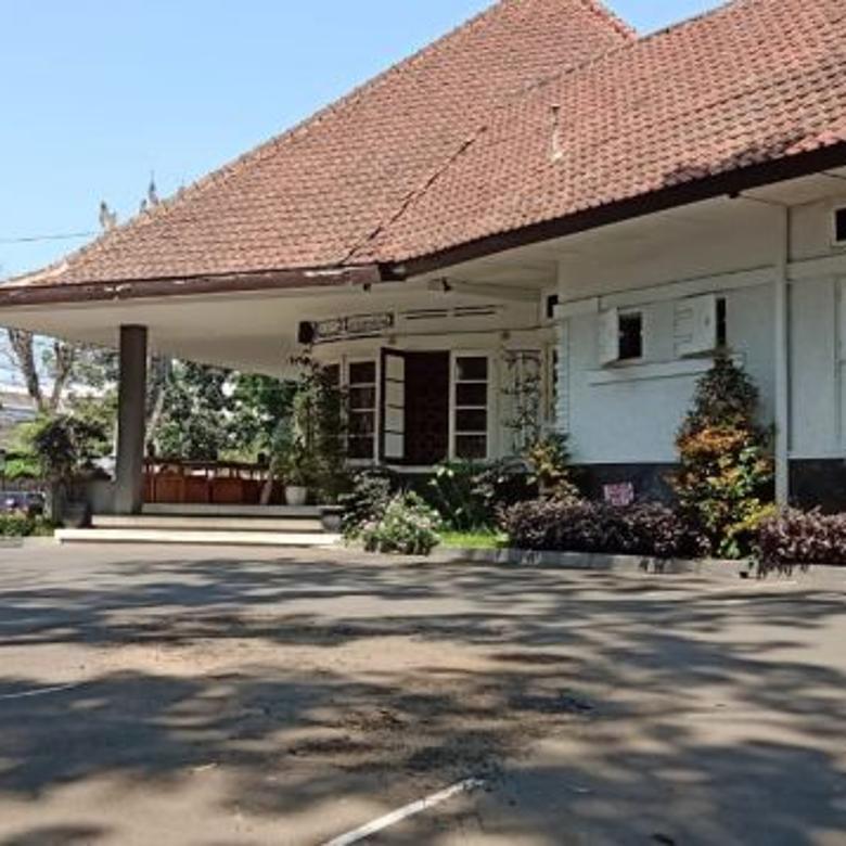 Penawaran sangat menarik tanah dan bangunan di sayap Riau, Sup