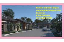 Rumah Baru Minimalis KPR 900rban di Banjaran NUP 1jt Grand Cendana