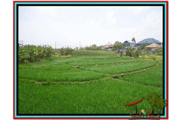 Beautiful, 1.300 m2 View sawah dan laut link villa di Canggu Pererenan 3873323
