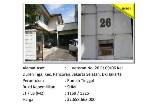 Rp22,6mily Rumah Dijual