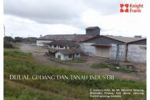 Tanah dan Gudang di jual di Bandar Lampung, Lokasi strategis