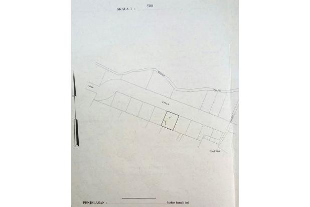 Rp520jt Tanah Dijual