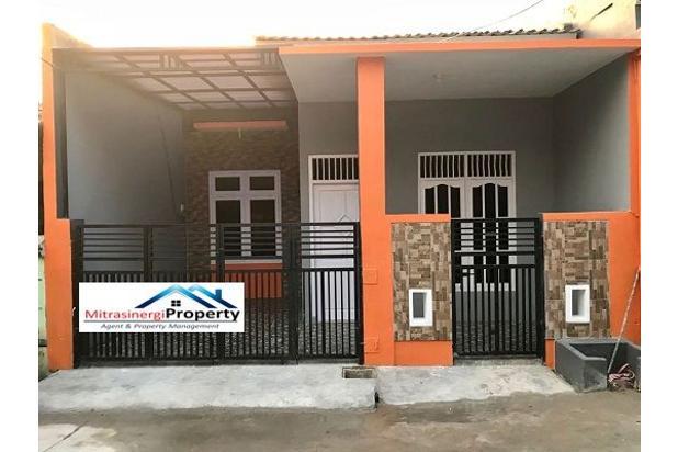 Rumah Baru Full Renovasi di Pondok Ungu Permai Bekasi 14371453