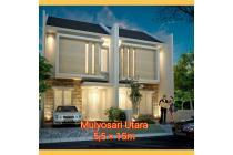 BARU GRESS RUMAH MINIMALIS Mulyosari Utara Surabaya
