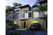 Graha Batu Regency Rumah minimalis modern 2 lantai di Batu