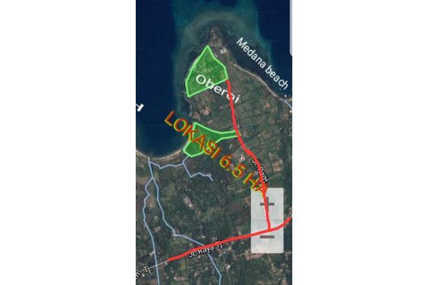 Rp81,2mily Tanah Dijual