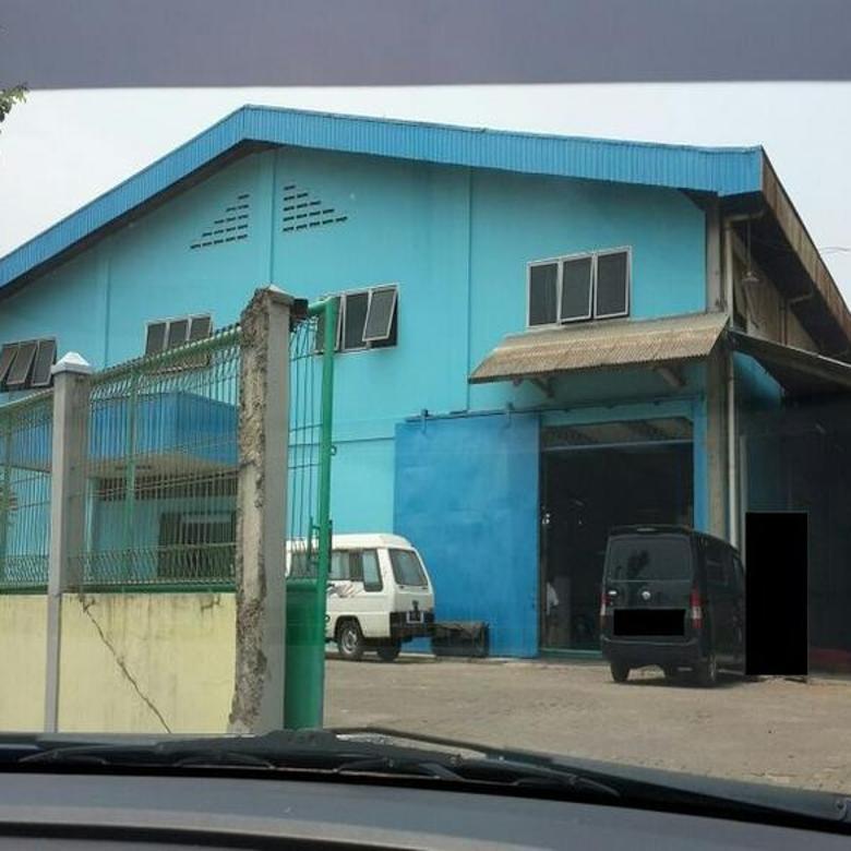 (GA0564-CS) Pabrik siap pakai di Cikarang