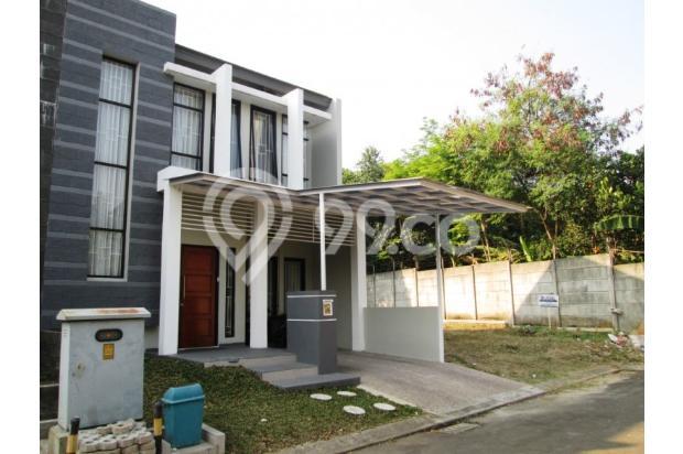Dijual Rumah Nyaman di Kawasan Emerald Terrace, Bintaro Jaya 3874550